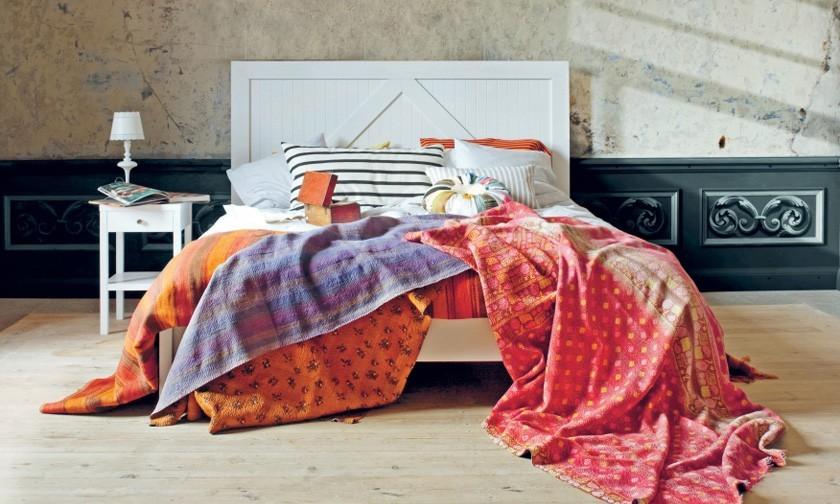 Sengegavl   13 sengegavle til et smukt soveværelse