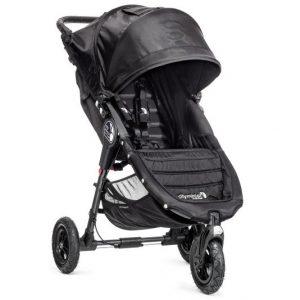 Baby-Jogger-City-Mini-GT-Klapvogn-Sort