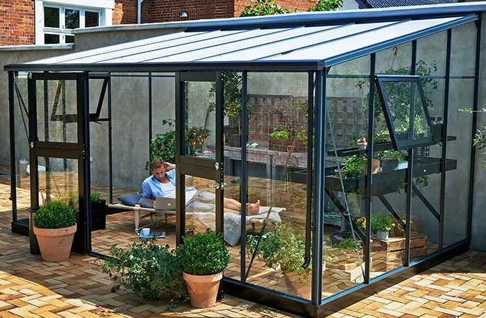 Lille drivhus Р9 geniale sm̴ drivhuse til ethvert areal