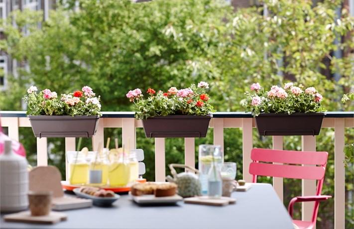 Plantekasser   13 flotte eksempler til altan og terrasse