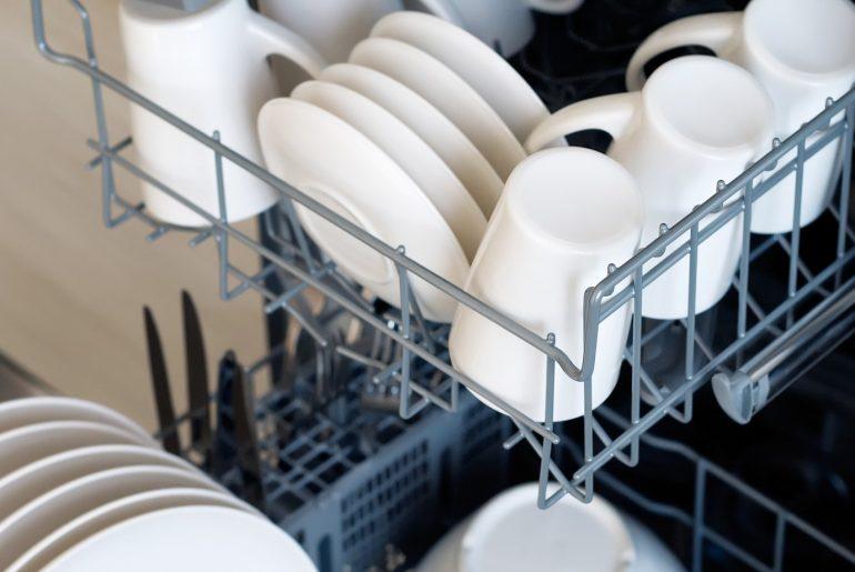 Smal opvaskemaskine 45 cm