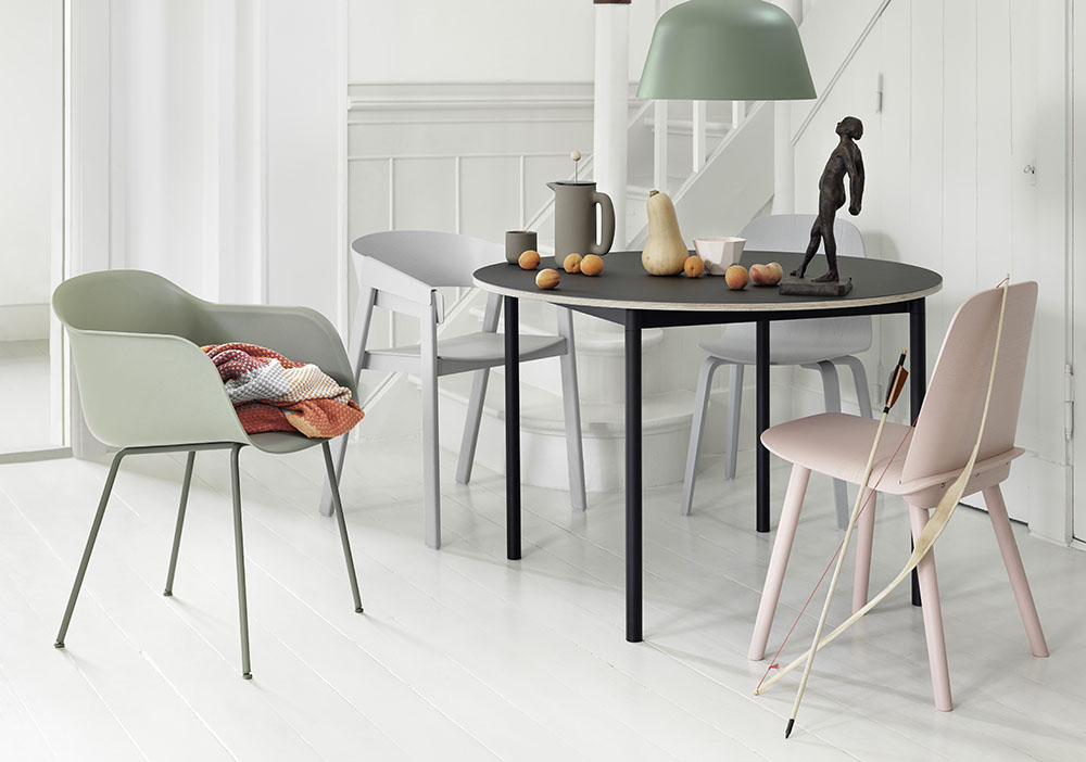 Rundt spisebord   12 lækre borde til spisestuen