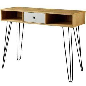 konsolbord-2-hylder-og-skuffe