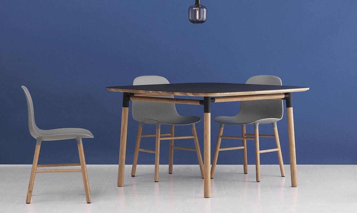 Spisebord med karakter   23 moderne middagsborde